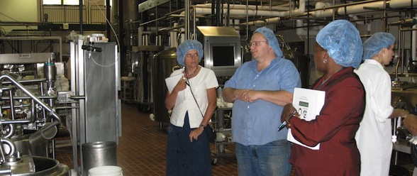 Animal Agriculture: An International Short Course in Best Practices in Dairy Production and Processing