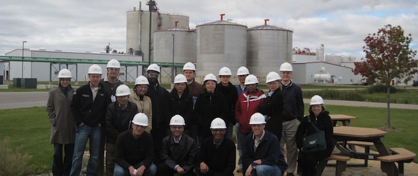 An International Short Course in Sustainable Bioenergy
