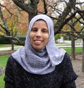 Yasmina haddadi 2013