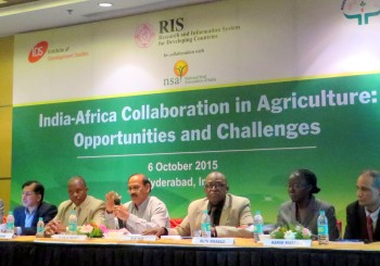 India-Africa Collaboration in Agriculture:  Opportunities and Challenges for Seed Sector