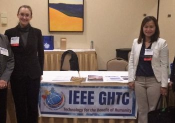 WorldTAP leads special session at IEEE Global Humanitarian Technology Conference